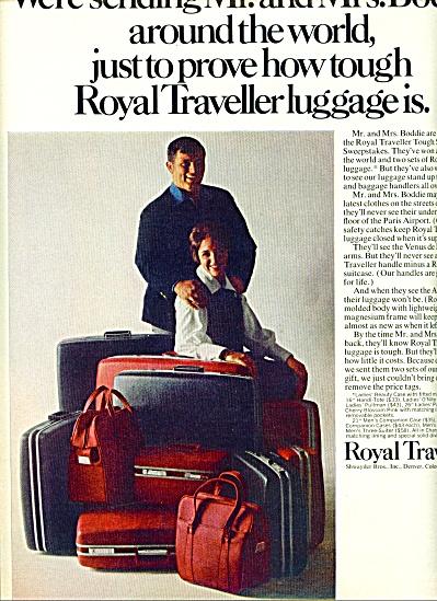 1969 -  Royal Traveller ad (Image1)