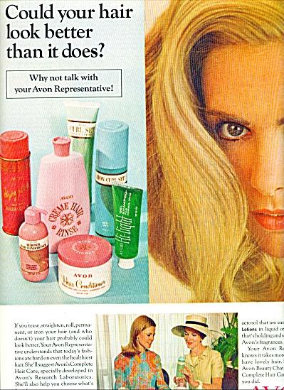 1967 = Avon cosmetics ad (Image1)