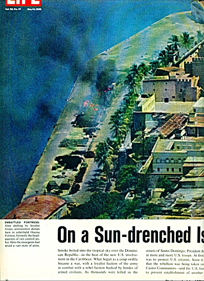 1965 -  War inthe Dominican Republic story (Image1)