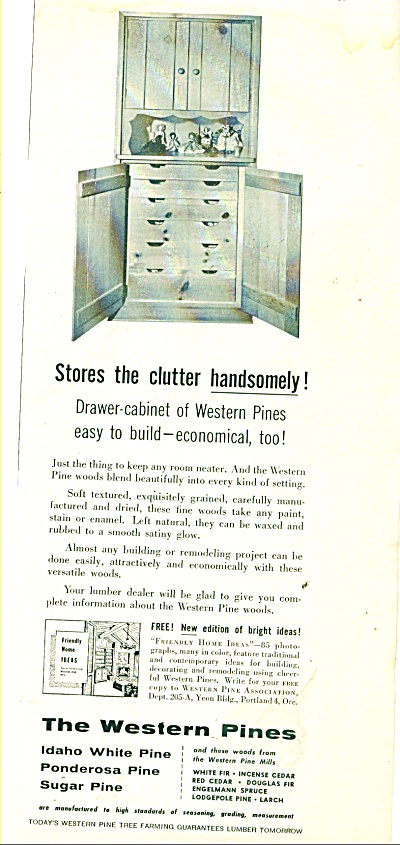 The Western Pines ad 1957 (Image1)