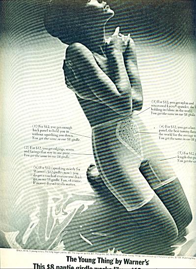 1959 - Warner's pantie girdle ad (Image1)