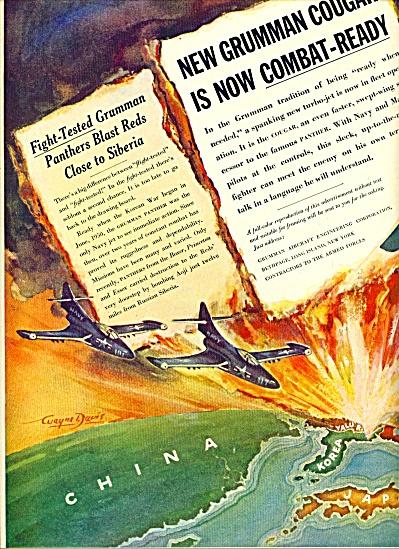 1953 -  New Grumman cougar combat ready ad (Image1)