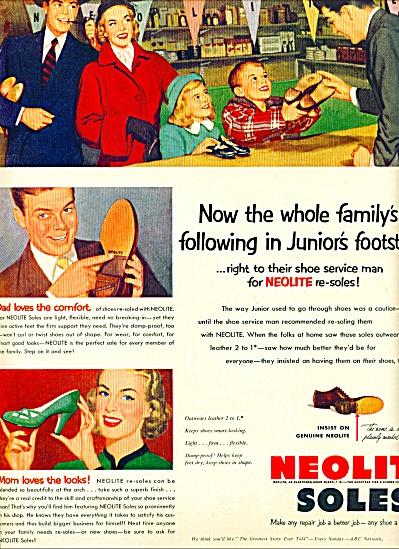 1951 -Neolite soles ad (Image1)