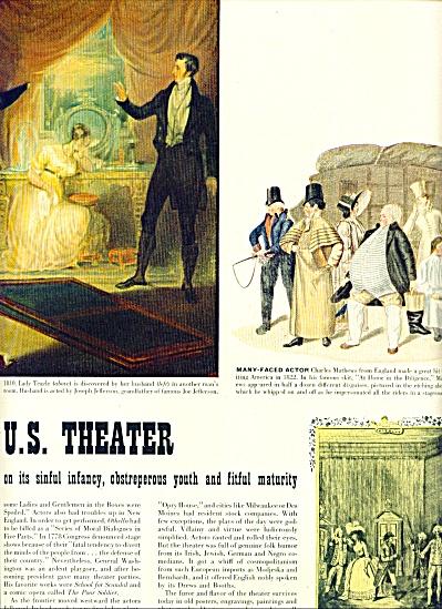 1951 -  200 years of  U. S.Theatre story (Image1)