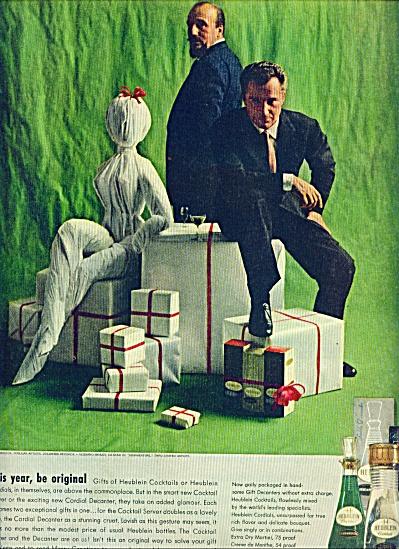 1955 - Heublein cocktails - MITCH MILLER (Image1)