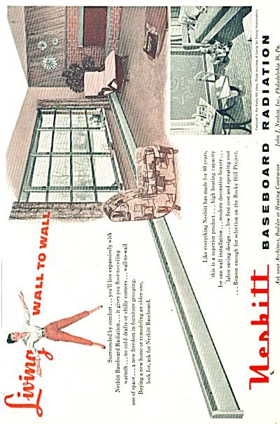 Nesbitt baseboard radiation ad 1957 (Image1)