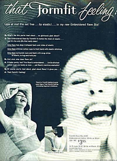 1960 -  Formfit bra ad (Image1)