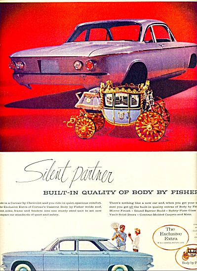 1960 - Body by Fisher ad (Image1)