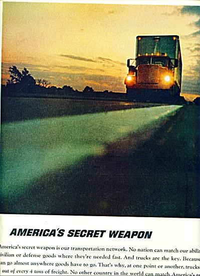 1964 -  The White Motor Company ad (Image1)