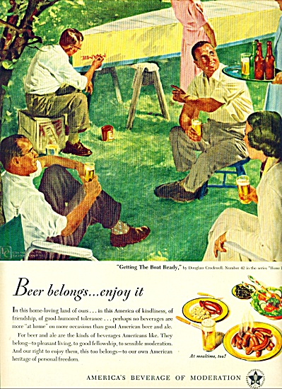 1972 - America beverage of Moderation ad (Image1)