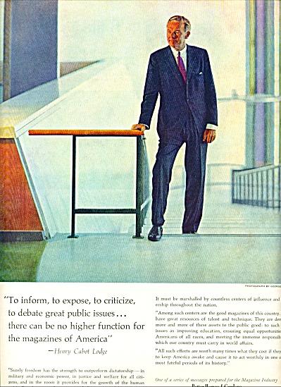 1960 -  Better Homes & Gardens-HENRY LODGE (Image1)