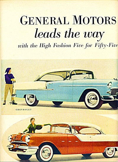 1955 -  General Motors leads the way (Image1)