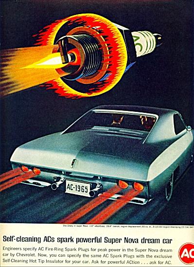 1965 -  AC spark plugs ad (Image1)
