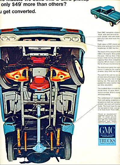 1966 -  GMC trucks ad (Image1)