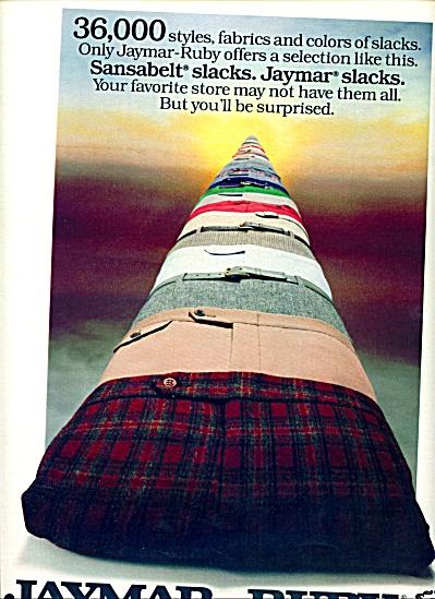 1983 =- Jaymar-Ruby slacks ad (Image1)