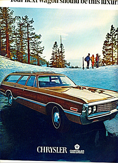 1970 - Chrysler Auto For 1970 Ad