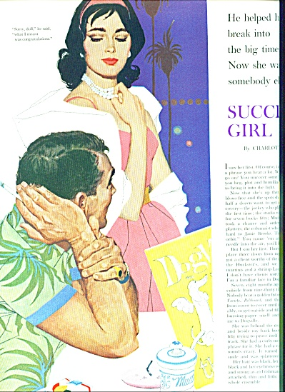 1960 - Artist sketch -  R. JONES. (Image1)