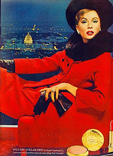 1962 - Revlon  lipsticks ad (Image1)