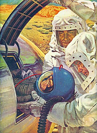 1960 -  Artist sketch - WALTER SKOR (Image1)