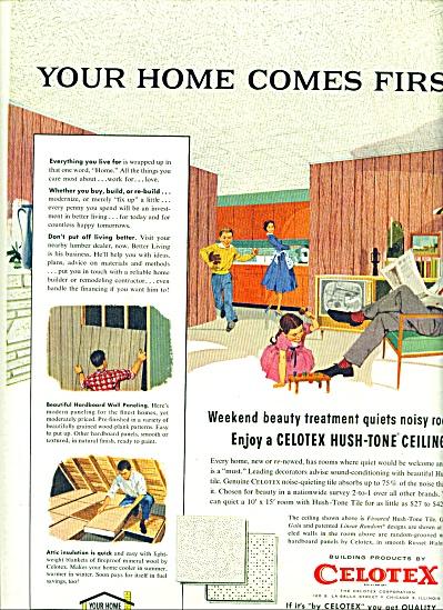 1960 -  Celotex ad (Image1)