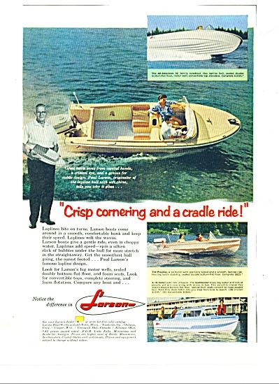 1960 - Larson boat ads (Image1)