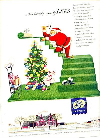 Lees carpets ad (Image1)