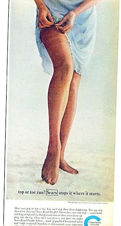 1962 -  Chemstrand nylon ad (Image1)