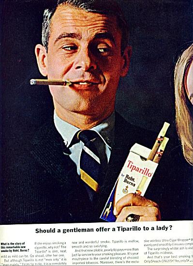 1962 -  Tiparillo cigars ad (Image1)