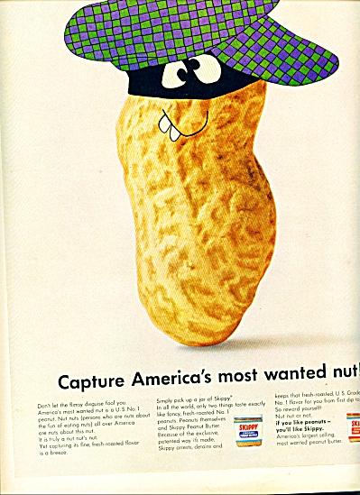 1966 -  Skippy peanut butter ad (Image1)