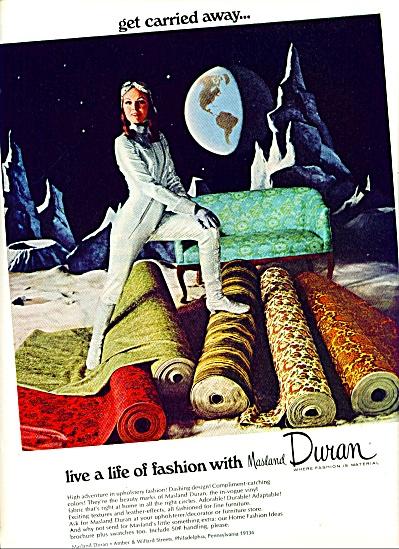 1969 -  Masland Duran carpeting. (Image1)