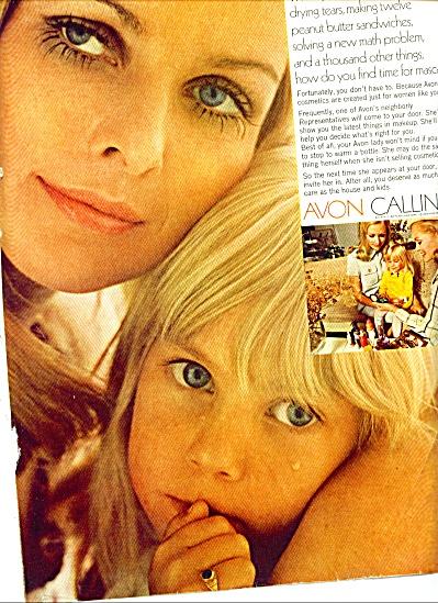 1969 -  Avon clling ad (Image1)