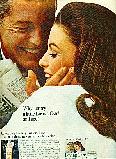 1967 -  Lovingcare by Clairol (Image1)