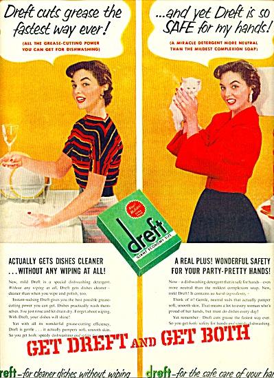 1954 -  Dreft soap ad (Image1)