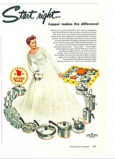 1954 -  Revere Ware ad (Image1)
