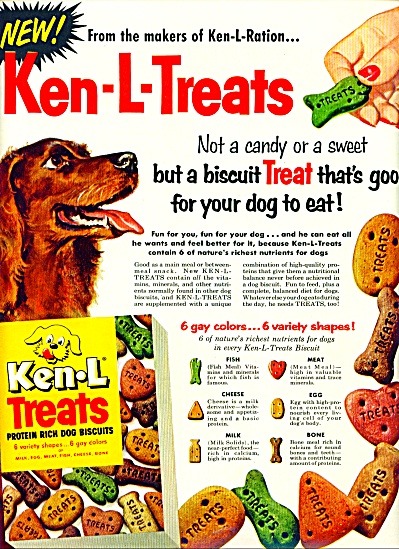 1955 - Ken L treats ad (Image1)
