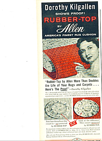 1955-  Rubber top by Allen - DOROTHY KILGALLE (Image1)