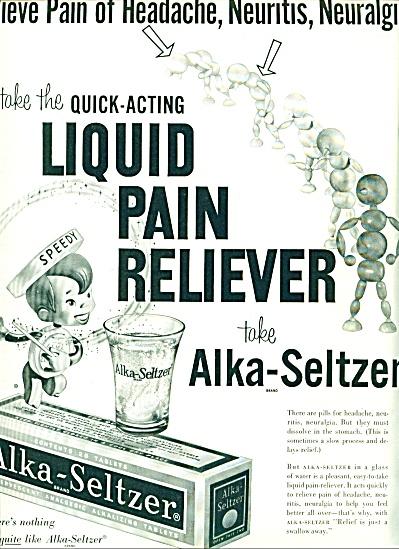 1959 - Alka - Seltzer   ad (Image1)