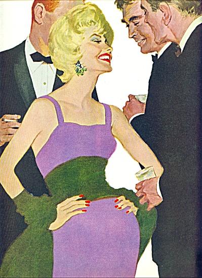 1959 -  Artist sketch - JOE DE MERS (Image1)