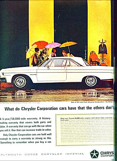 1964 -  Dodge Polara 500 ad (Image1)