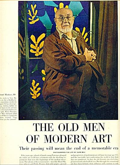 1949 - The old men of Modern Art story (Image1)