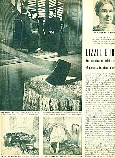 1948 -  LIZZIE BORDEN  murder trial (Image1)