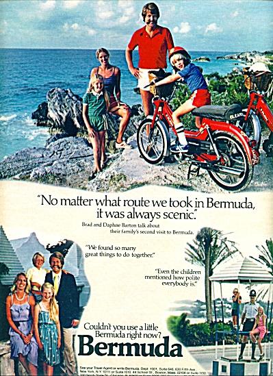1983 -  Bermuda travel ad (Image1)