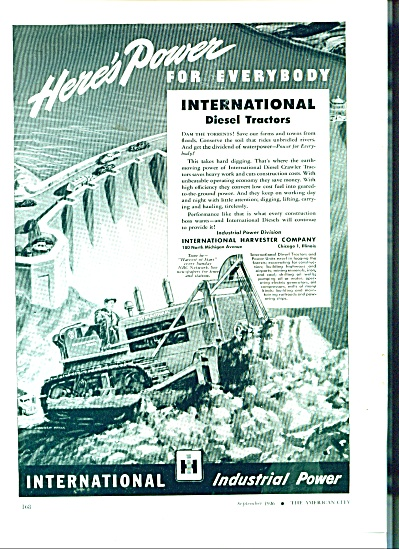 International  Industrial power  ad 1946 (Image1)