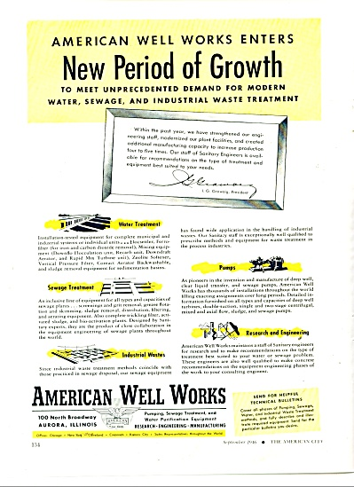 American Well Works ad 1946 (Image1)