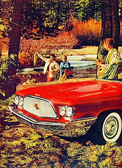 1960 - Chrysler Auto 1960 Ad