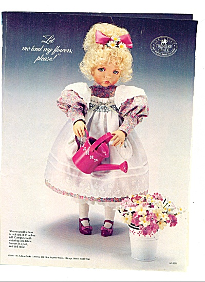 1991 -  Mary, Mary  quite contrary doll AD (Image1)