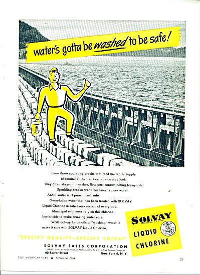 Solvay Liquid Chlorine ad 1946 (Image1)