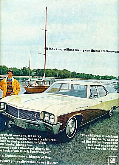 1967 - Buick sportswagon ad (Image1)