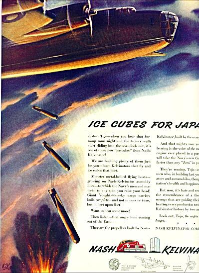 1942 - Nash Kelvinator ad (Image1)