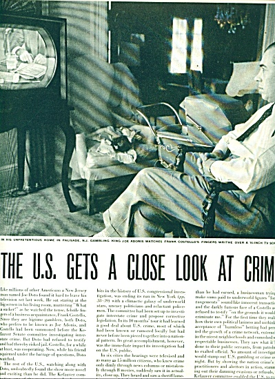 1951 - The U.S. gets a close look at crime (Image1)